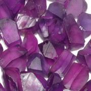 Amethyst 5 to 10 gram pieces.