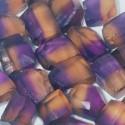 Bicolor Ametrine 10 to 15 gram pieces. Deep Color (AA)